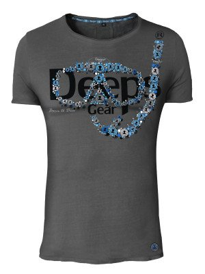 Deeps Gear T-shirt Metal Mask