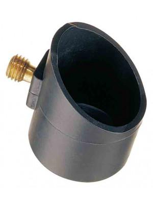 Pro Carp Butt Cap Rod Rest, Support de canne, pour constructions spéciales