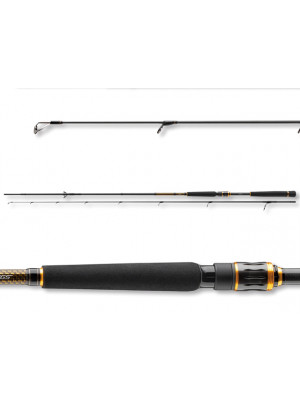 Daiwa Morethan Branzino AGS, 2 elements, Canne spinning, Canne leurres souples