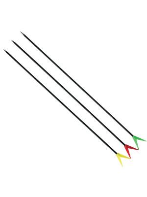 DAM Pique Set, 80cm, vert rouge jaune
