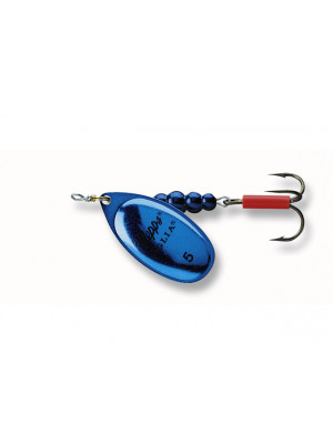 Cuiller - Mepps Aglia Platinum bleu Dim.3 - 6,50g