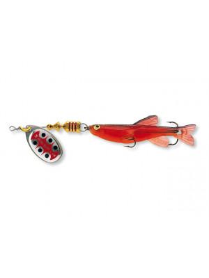 Cuiller - Mepps Aglia TW avec des poisson rouge Dim.2 - 6,50g