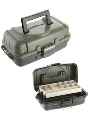 Cormoran Boîte de rangement Modèle 10001, 34 x 20 x 15.5cm, 1-niveaux