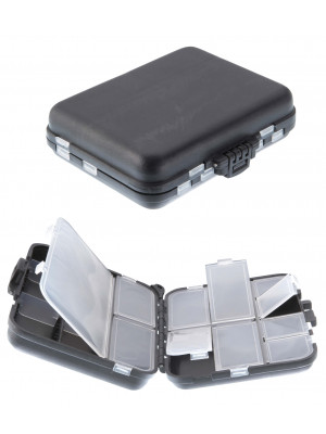 K-DON Boîte de rangement Modèle 1011, divisible, 12 x 10.5 x 3.3cm