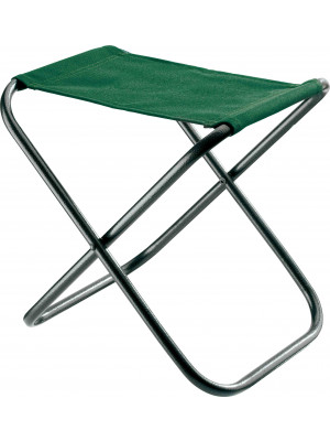 Cormoran Chaise pliante, matériau résistant aux déchirures, vert foncé