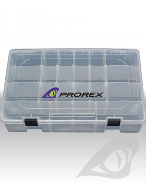 Daiwa Prorex Boite de appât 451XL, 36x22.5x8.5cm, boîte de haute qualité