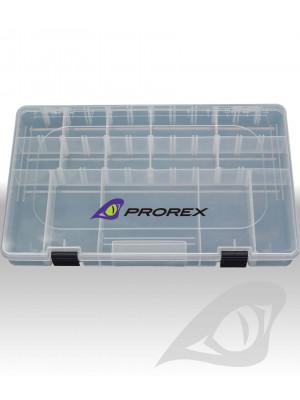 Daiwa Prorex Boite de appât 452L, 36x22.5x5.5cm, boîte de haute qualité