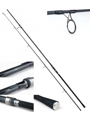 Shimano Tribal TX2, 2 elements, Canne carpe