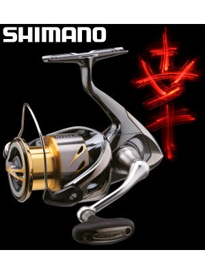 Shimano Stella FI - Moulinet frein avant