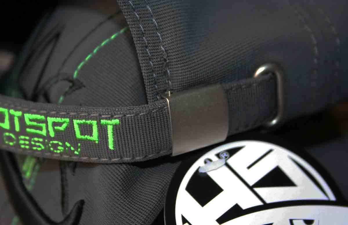 hs cap hotspot design
